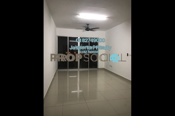 For Rent Condominium at Symphony Residence, Kajang Freehold Semi Furnished 3R/2B 1k