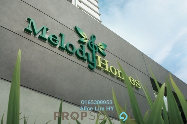 For Rent Condominium at Melody Homes, Farlim Freehold Semi Furnished 3R/2B 850translationmissing:en.pricing.unit