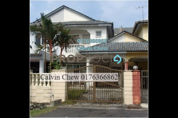 For Sale Terrace at Cheras Perdana, Cheras South Freehold Unfurnished 3R/4B 450k