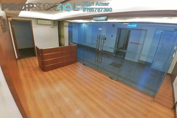 For Sale Office at Plaza Sentral, KL Sentral Freehold Fully Furnished 15R/0B 7.84m