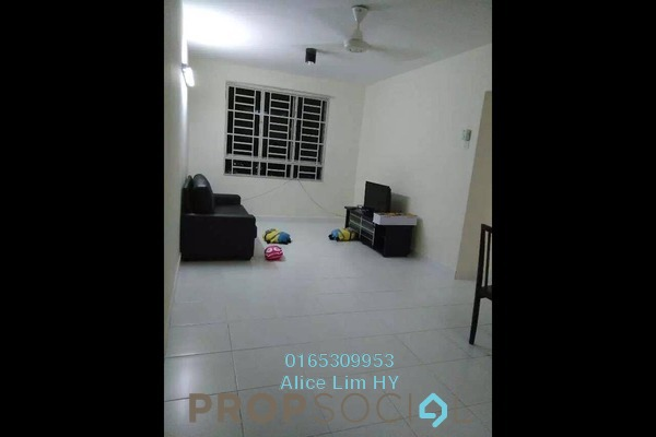 For Rent Condominium at Melody Homes, Farlim Freehold Fully Furnished 3R/2B 1k