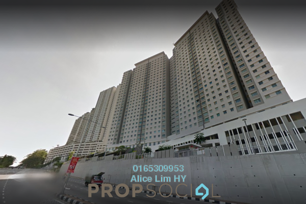 For Sale Condominium at Melody Homes, Farlim Freehold Fully Furnished 3R/2B 355k