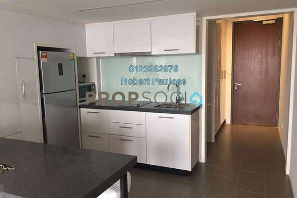 For Rent Serviced Residence at The Establishment, Brickfields Freehold Fully Furnished 1R/1B 2.2k