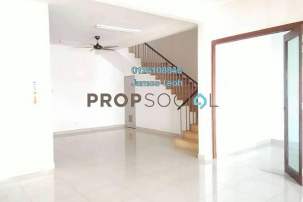 For Sale Terrace at Paloma, Bandar Bukit Raja Freehold Semi Furnished 4R/3B 830k