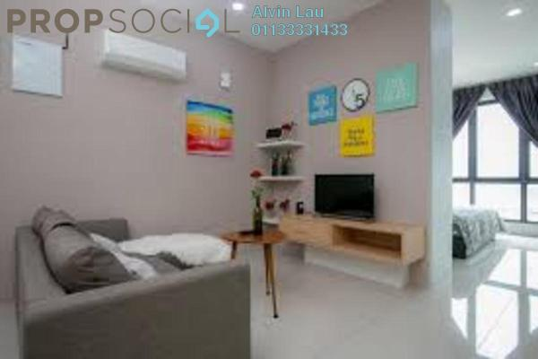 For Sale SoHo/Studio at Taman Hillview, Ukay Freehold Fully Furnished 1R/1B 325k