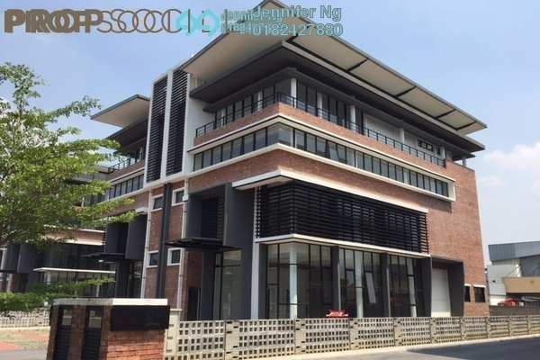 For Rent Factory at Taman Perindustrian Puchong Utama, Bandar Puchong Utama Freehold Unfurnished 0R/0B 17.5k