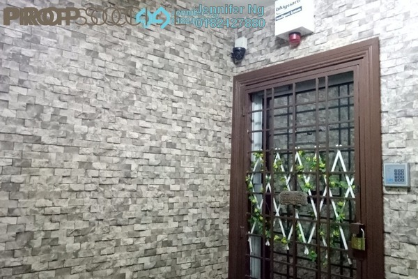 For Sale Apartment at Section 7, Shah Alam Leasehold Semi Furnished 3R/2B 288k