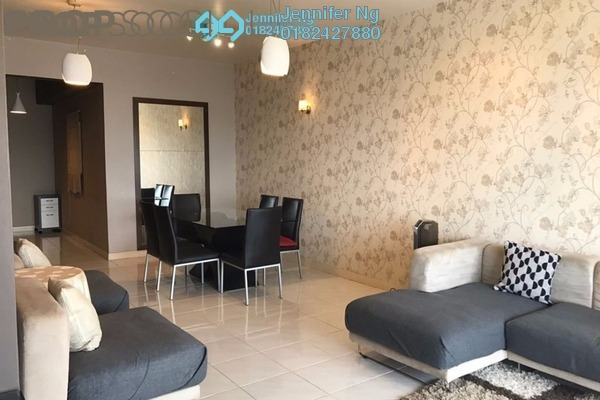 For Rent Condominium at Seri Maya, Setiawangsa Freehold Fully Furnished 3R/2B 3.2k
