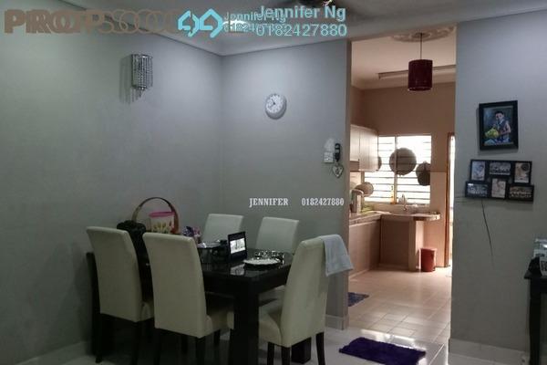 For Sale Terrace at Taman Pinggiran USJ, Subang Jaya Freehold Semi Furnished 4R/3B 638k