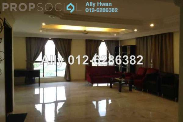 For Sale Condominium at Menara Duta 2, Dutamas Freehold Fully Furnished 4R/5B 1.2m