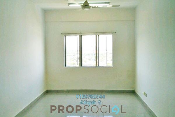 For Sale Condominium at Kemuning Aman, Kota Kemuning Freehold Unfurnished 3R/2B 320k