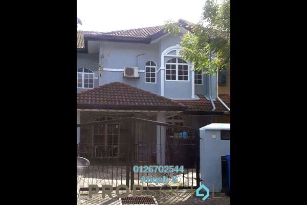 For Sale Terrace at Section 7, Shah Alam Freehold Semi Furnished 4R/3B 650k