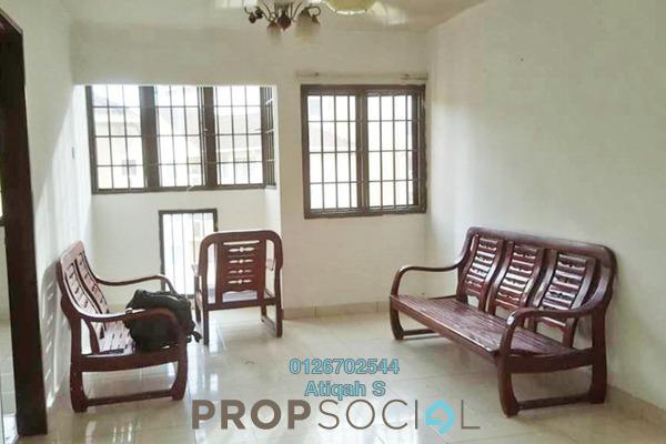 For Sale Apartment at Mutiara Apartment, Old Klang Road Freehold Semi Furnished 3R/2B 240k