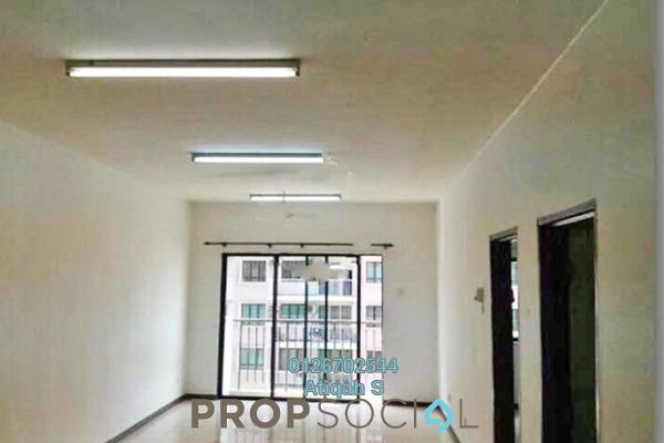 For Sale Condominium at Puri Aiyu, Shah Alam Freehold Semi Furnished 3R/2B 346k