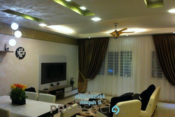 For Sale Condominium at Lagoon Villas, Kota Kemuning Freehold Fully Furnished 2R/2B 530k