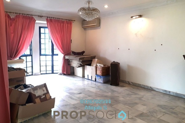 For Sale Semi-Detached at Section 9, Shah Alam Leasehold Fully Furnished 4R/3B 1.4m
