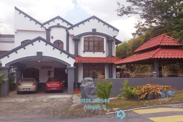 For Sale Semi-Detached at Kelab Golf Sultan Abdul Aziz Shah, Shah Alam Leasehold Fully Furnished 5R/5B 1.72m