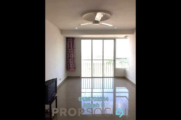 For Sale Condominium at Menara U, Shah Alam Leasehold Semi Furnished 2R/2B 360k