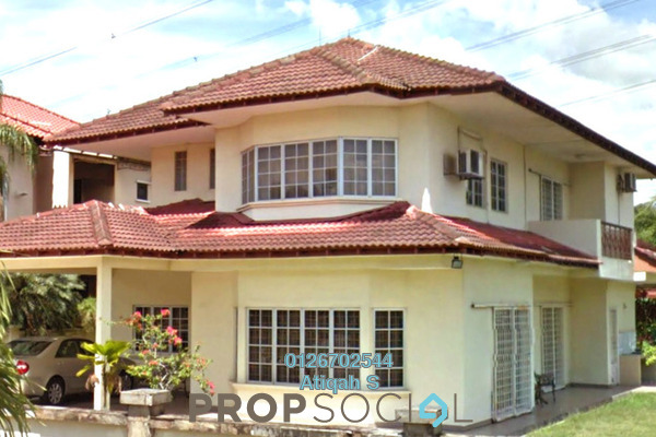 For Sale Bungalow at Section 8, Shah Alam Freehold Fully Furnished 5R/4B 1.8m