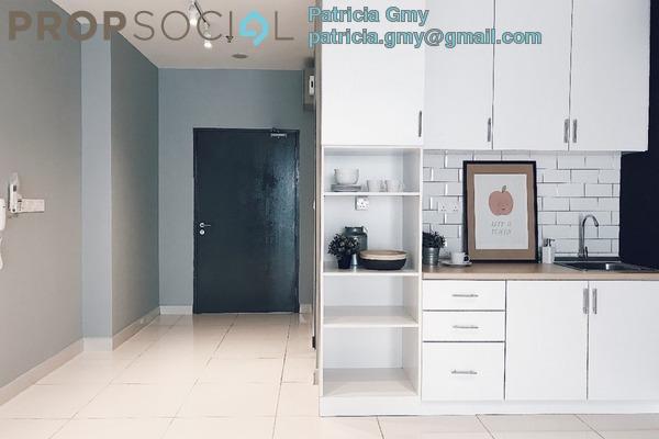 For Rent SoHo/Studio at Atria, Damansara Jaya Freehold Semi Furnished 1R/1B 2k