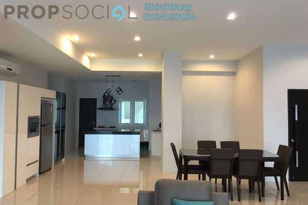 For Sale Condominium at Scott Residence, Georgetown Freehold Fully Furnished 3R/2B 1.55m