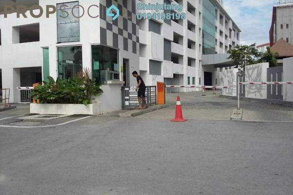 For Sale Condominium at Palma Laguna, Seberang Jaya Freehold Unfurnished 3R/2B 370k