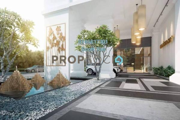 For Sale Serviced Residence at Bandar Bukit Tinggi 2, Klang Freehold Semi Furnished 3R/2B 398k