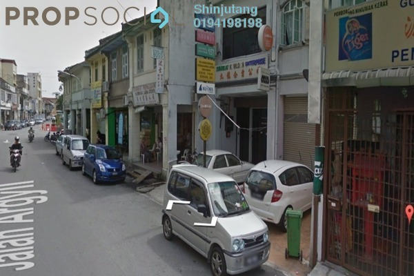 For Sale Shop at Jalan Argyll, Georgetown Freehold Unfurnished 0R/0B 1.08m