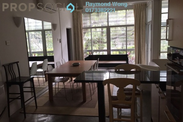 For Rent Condominium at Enau Court, Ampang Hilir Freehold Fully Furnished 2R/1B 2.3k