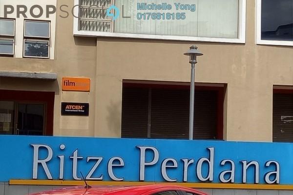 For Sale Condominium at Ritze Perdana 1, Damansara Perdana Freehold Semi Furnished 1R/1B 430k