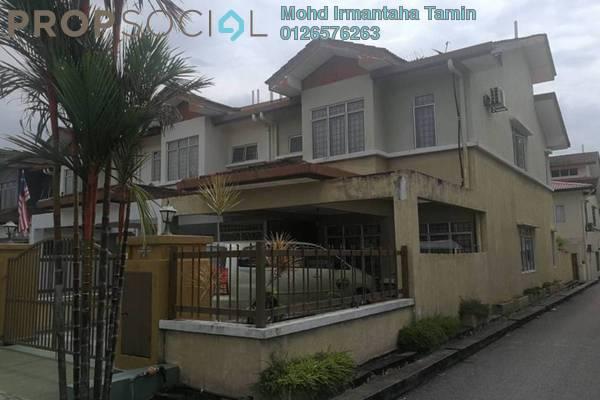 For Sale Terrace at Putra Terrace, Bandar Seri Putra Freehold Semi Furnished 5R/3B 600k