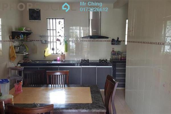 For Sale Terrace at Taman Putra Impiana, Puchong Freehold Fully Furnished 4R/3B 860k