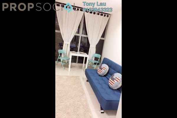 For Rent Condominium at 3Elements, Bandar Putra Permai Freehold Fully Furnished 1R/1B 1.15k
