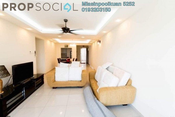 For Rent Condominium at 1Sentul, Sentul Freehold Fully Furnished 3R/2B 1.9k