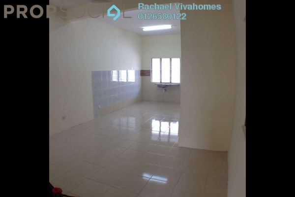 For Sale Townhouse at Taman Tasik Prima, Puchong Freehold Semi Furnished 3R/3B 345k