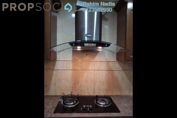 For Sale Condominium at Pelangi Indah, Jalan Ipoh Freehold Semi Furnished 3R/2B 320k