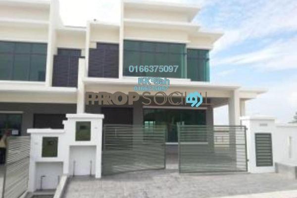 For Sale Superlink at D'Premier, Bandar Damai Perdana Freehold Fully Furnished 5R/5B 980k