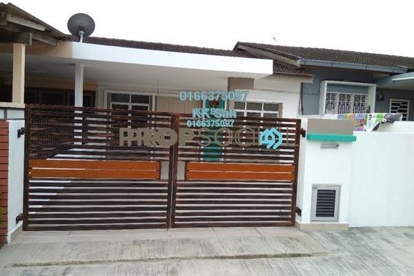 For Sale Terrace at Taman Bangi Jaya, Semenyih Freehold Semi Furnished 3R/2B 395k