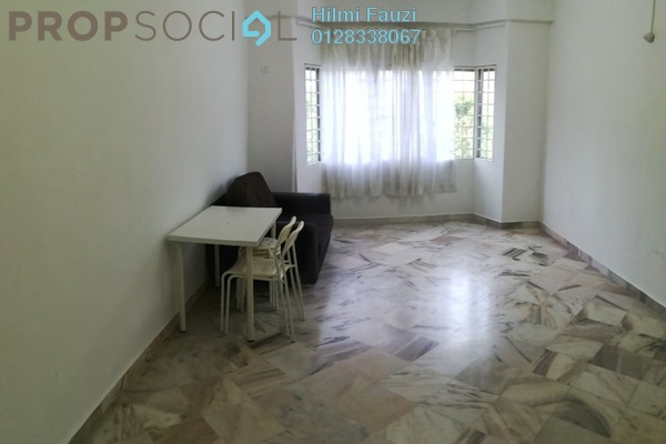 For Sale Apartment at Pesona Villa, Kemensah Freehold Unfurnished 3R/2B 320k