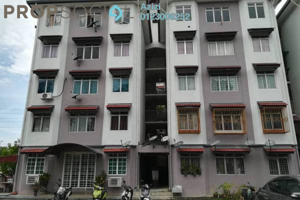 For Sale Apartment at Camellia Court, Nilai Impian Freehold Unfurnished 3R/2B 180k