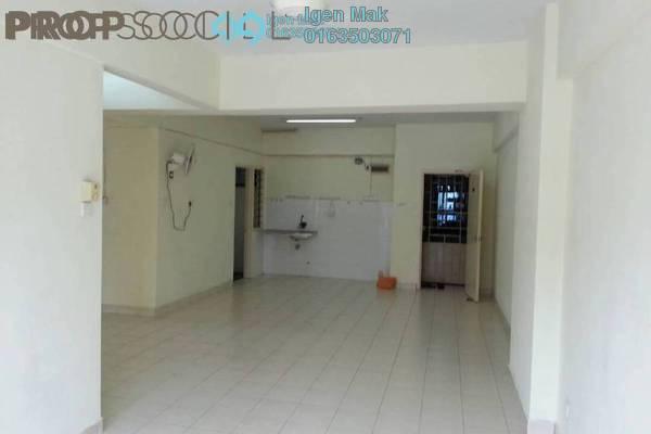 For Sale Condominium at Glen View Villa, Cheras Freehold Semi Furnished 3R/2B 360k