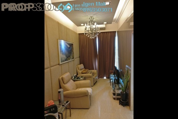 For Sale Condominium at 231 TR, KLCC Freehold Fully Furnished 1R/1B 480k