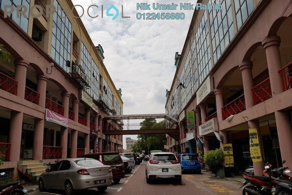 For Sale Shop at Kuantan Centre Point, Kuantan Leasehold Unfurnished 0R/2B 150k