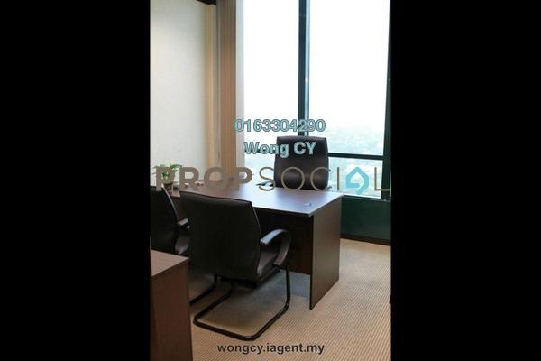 For Rent Office at Menara Keck Seng, Bukit Bintang Freehold Fully Furnished 1R/1B 680translationmissing:en.pricing.unit