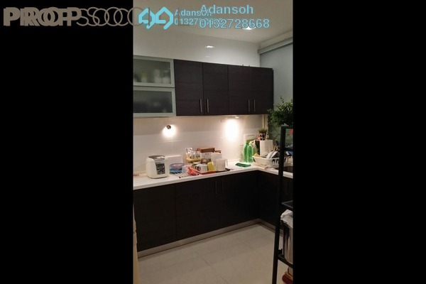 For Sale Terrace at Taman Bukit Maluri, Kepong Leasehold Semi Furnished 4R/3B 1.4m