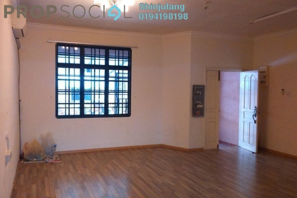 For Sale Terrace at Sri Bendera, Air Itam Freehold Semi Furnished 4R/3B 1.05m