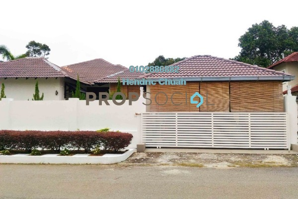 For Sale Bungalow at Teluk Kemang, Port Dickson Freehold Semi Furnished 3R/3B 780k