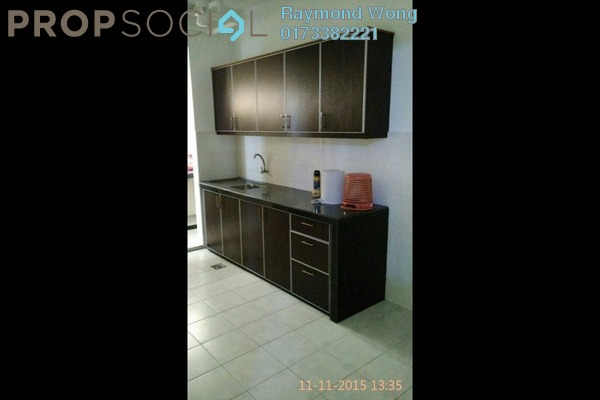 For Rent Apartment at Zamrud Apartment, Old Klang Road Freehold Fully Furnished 3R/2B 1.24k