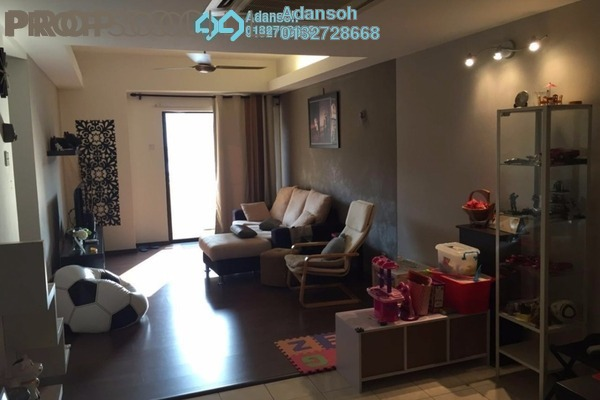 For Sale Apartment at Bougainvilla, Bukit Bintang Freehold Semi Furnished 3R/2B 450k
