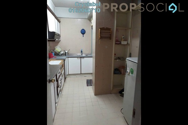 For Rent Condominium at Pantai Hillpark 1, Pantai Freehold Fully Furnished 3R/2B 2k